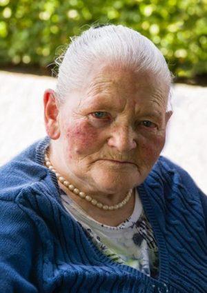 Portrait von Bereuter Gertrud