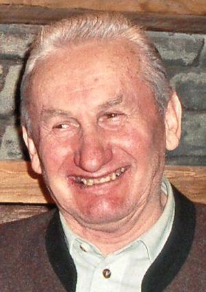 Portrait von Bischof Helmut
