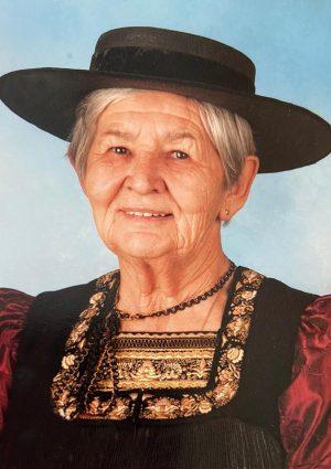 Portrait von Fischer Maria Barbara