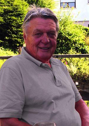 Portrait von Fröwis Rudolf