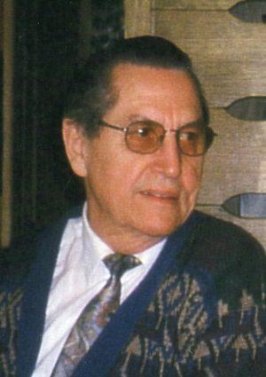 Portrait von Hammerer Friedl