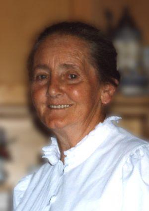 Portrait von Mennel Anna