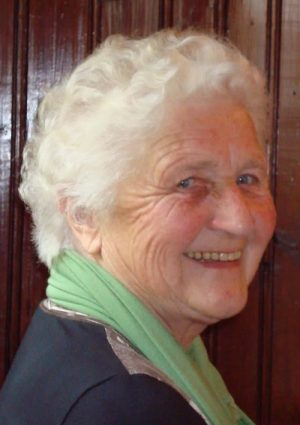 Portrait von Mennel Frieda