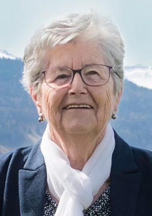 Portrait von Nußbaumer Traudl