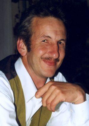 Portrait von Troy Peter