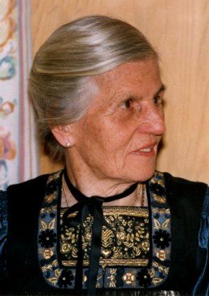 Portrait von Weidinger Anna