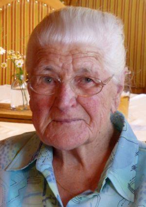 Portrait von Winder Anna
