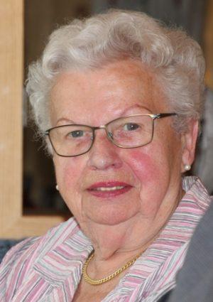 Portrait von Wüstner Margarete