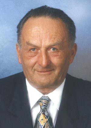 Portrait von Zündel Josef